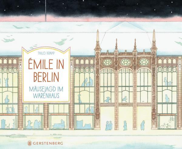 Émile in Berlin