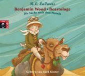 Benjamin Wood, Beastologe - Die Suche nach dem Phönix
