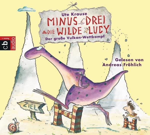 Minus Drei & die wilde Lucy - Der große Vulkan-Wettkampf