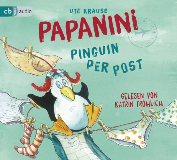 Pinguin per Post