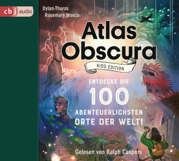 Atlas Obscura - Kids Edition