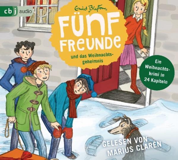Fünf Freunde und das Weihnachtsgeheimnis