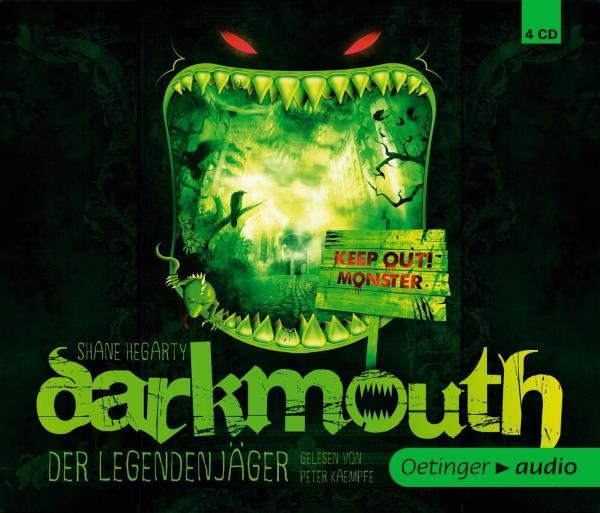 Darkmouth - Der Legendenjäger
