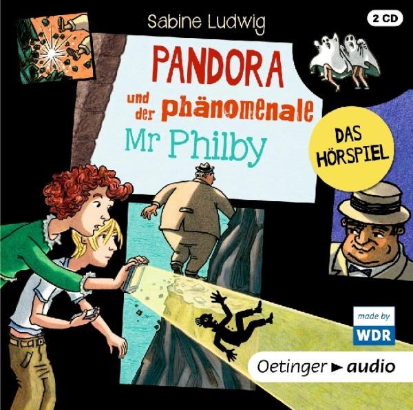 Pandora und der phänomenale Mr. Philby