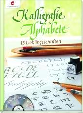 Kalligrafie Alphabete