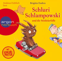Cover des Mediums: Schluri Schlampowski und die Stinktierfalle