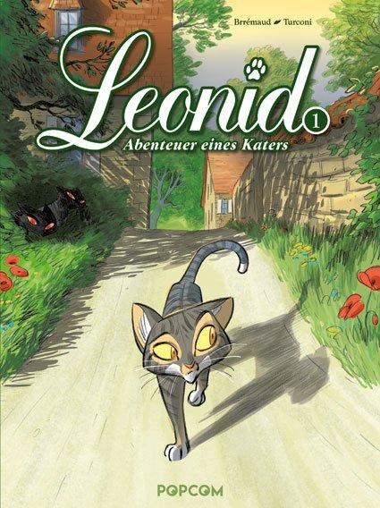 Leonid - 1. Die zwei Albinos
