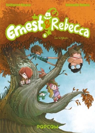 Ernest & Rebecca - 6. Die Witzkiste