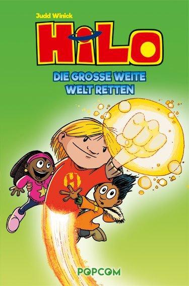 Hilo - 2. Die große weite Welt retten