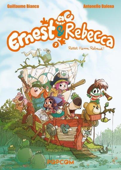 Ernest & Rebecca - 7. Rettet Herrn Rebaud!