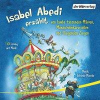 Isabel Aledi erzählt von Samba tanzenden Mäusen, Mondschenkarusellen und fliegenden Ziegen