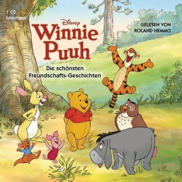 Winnie Puuh - Die schönsten Freundschafts-Geschichten