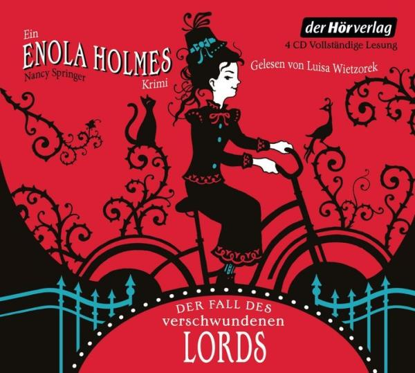 Ein Enola Holmes-Krimi - Der Fall des verschwundenen Lords