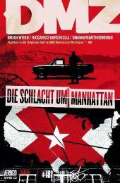 DMZ - 12. Die Schlacht um Manhattan