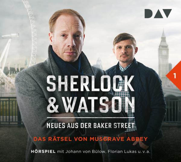 Sherlock & Watson - 1. Das Rätsel von Musgrave Abbey