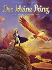 Der kleine Prinz - 2. Der Planet des Feuervogels