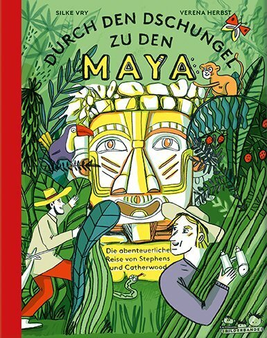 Durch den Dschungel zu den Maya