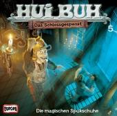 Hui Buh, das Schlossgespenst - 5. Die magischen Spukschuhe