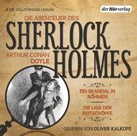 Die Abenteuer des Sherlock Holmes - 1. Ein Skanadal in Böhmen. Die Liga der Rotschöpfe