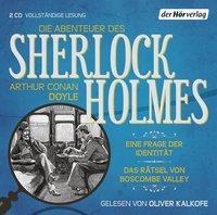 Die Abenteuer des Sherlock Holmes - 2. Eine Frage der Identität. Das Rätsel von Boscomce Valley
