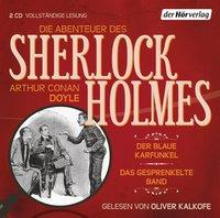 Die Abenteuer des Sherlock Holmes - 4. Der blaue Karfunkel. Das gesprenkelte Band