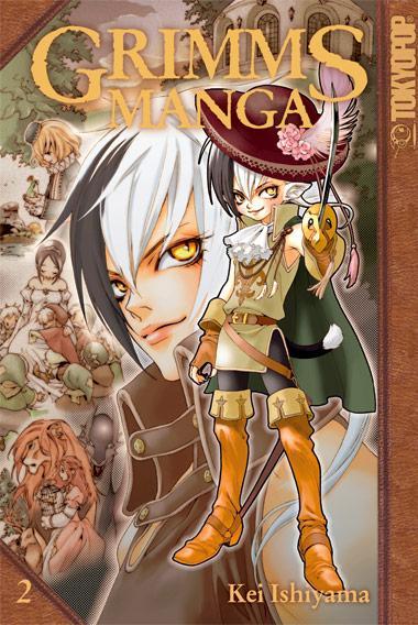 Grimms Manga - 2