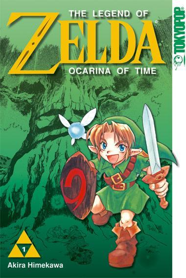 The legend of Zelda - ocarina of time - 1