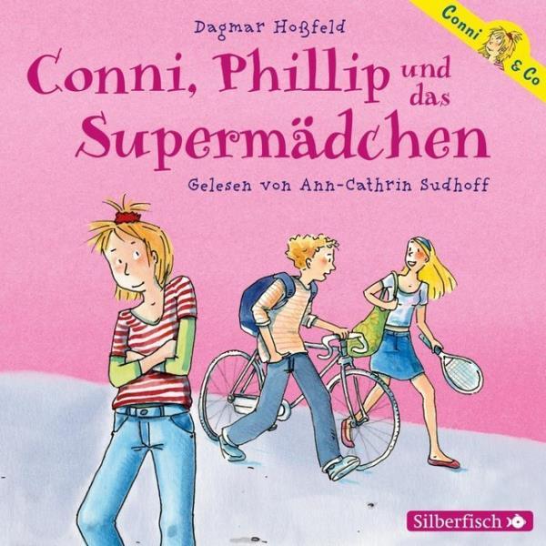 Conni, Philipp und das Supermädchen