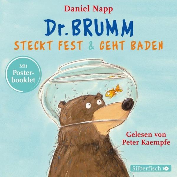 Dr. Brumm steckt fest & geht baden