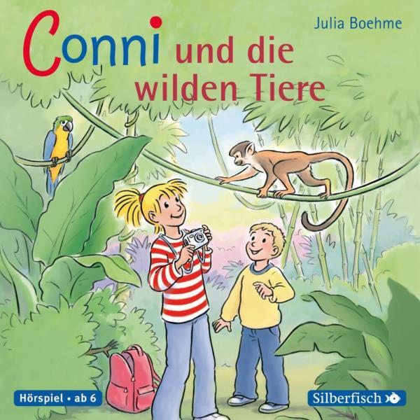 Conni und die wilden Tiere