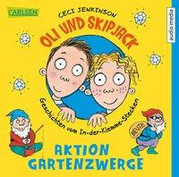 Oli und Skipjack - Aktion Gartenzwerge