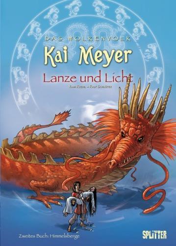 Das Wolkenvolk - Lanze und Licht - 4. Buch: Himmelsberge