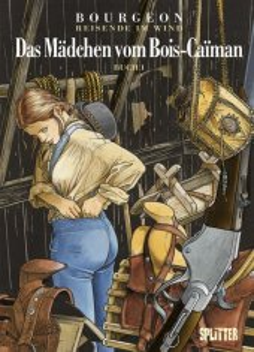 Reisende im Wind - Das Mädchen vom Bois-Caïman - Buch 1