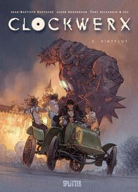 Clockwerx - 2. Sintflut