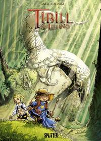 Tibill, der Lilling - 1. Aufbruch ins Exil