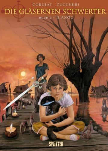 Die gläsernen Schwerter - Buch 2. Ilango