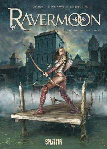 Ravermoon - 1. Das Versprechen der Flammen