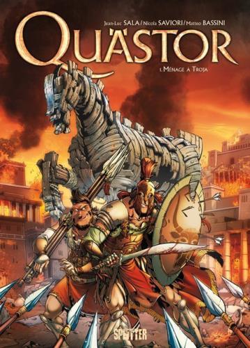 Quästor - 1. Menage à Troja