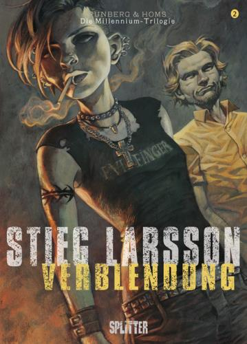 Die Millennium-Trilogie - Verblendung - Buch 2