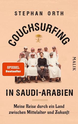 Couchsurfing in Saudi Arabien