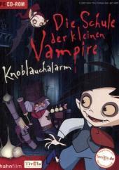 Die Schule der kleinen Vampire - Knoblauchalarm