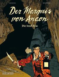 Der Marquis von Anaon - 1. Die Insel Brac