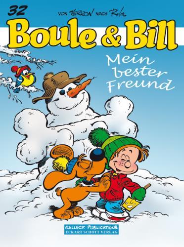 Boule & Bill - 32. Mein bester Freund