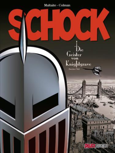 Schock - Die Geister von Knightgrave - Zweiter Teil