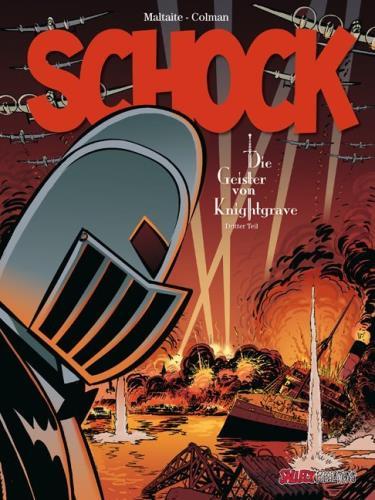 Schock - Die Geister von Knightgrave - Dritter Teil