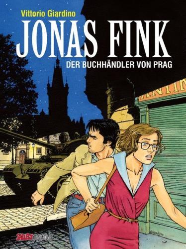 Jonas Fink - 2. Der Buchhändler von Prag