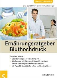 Ernährungsratgeber Bluthochdruck - genießen erlaubt!