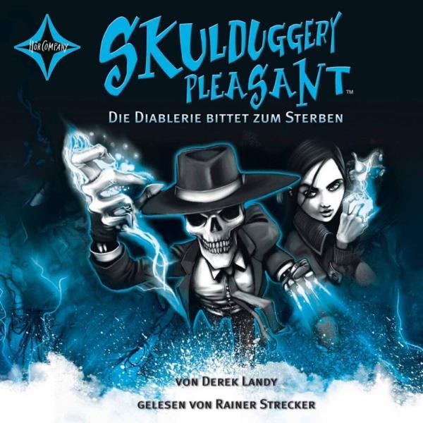 Skulduggery Pleasant - 3. Die Diablerie bittet zum Sterben