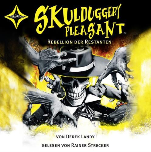 Skulduggery Pleasant - 5. Rebellion der Restanten