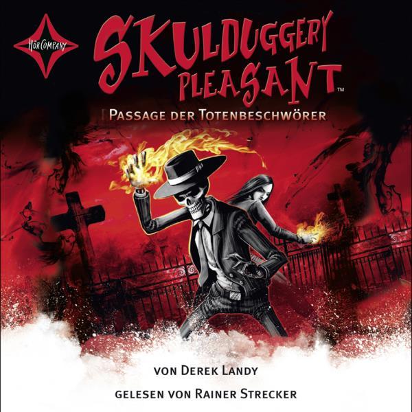 Skulduggery Pleasant - 6. Passage der Totenbeschwörer